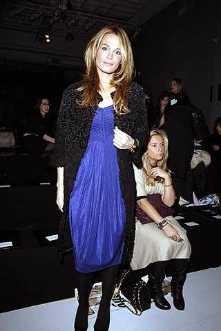Donna Karan Fall 2007 Ready-to-wear Backstage - 001