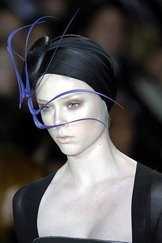 Donna Karan Fall 2007 Ready-to-wear Detail - 001