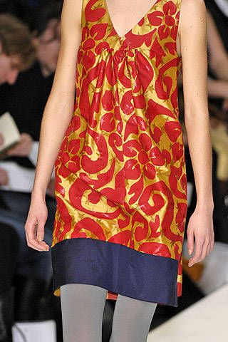 Eley Kishimoto Fall 2007 Ready-to-wear Detail - 001
