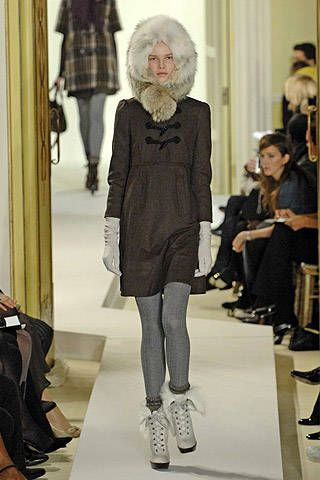 Marc by Marc Jacobs Fall 2007 Ready-to-wear Collections - 001