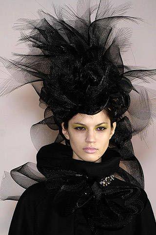 Roksanda Lincic Fall 2007 Ready&#45&#x3B;to&#45&#x3B;wear Detail &#45&#x3B; 001
