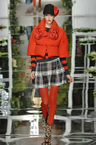 Blugirl Fall 2007 Ready&#45&#x3B;to&#45&#x3B;wear Collections &#45&#x3B; 001