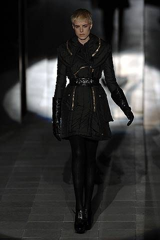 Burberry Prorsum Fall 2007 Ready-to-wear Collections - 001