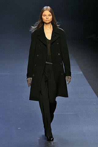 CNC Costume National Fall 2007 Ready-to-wear Collections - 001