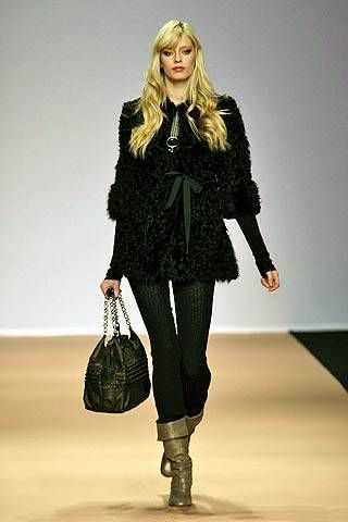 Kristina Ti Fall 2007 Ready-to-wear Collections - 001