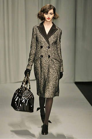 Maurizio Pecoraro Fall 2007 Ready-to-wear Collections - 001