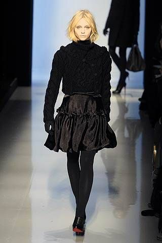Pringle of Scotland Fall 2007 Ready-to-wear Collections - 001