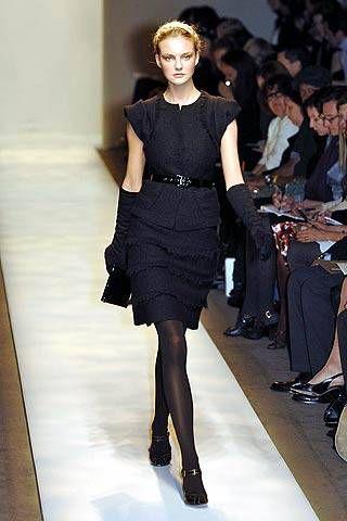Bottega Veneta Fall 2007 Ready-to-wear Collections - 001