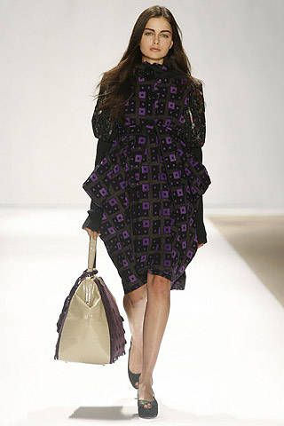 Custo Barcelona Fall 2007 Ready-to-wear Collections - 001
