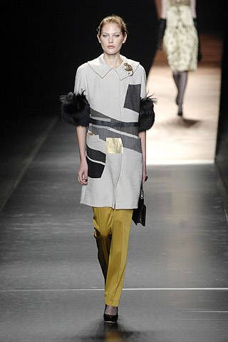 Etro Fall 2007 Ready-to-wear Collections - 001