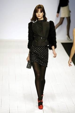 La Perla Fall 2007 Ready-to-wear Collections - 001
