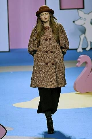 Frankie Morello Fall 2007 Ready-to-wear Collections - 001