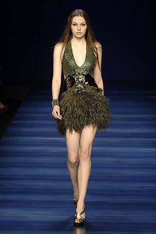 Jenny Packham Fall 2007 Ready-to-wear Collections - 001