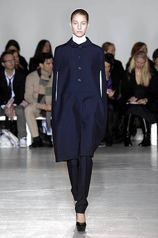 Jil Sander Fall 2007 Ready-to-wear Collections - 001