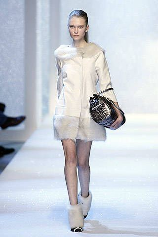 Trussardi Fall 2007 Ready-to-wear Collections - 001