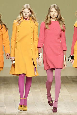 Emilio Pucci Fall 2007 Ready-to-wear Collections - 001