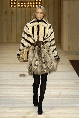 Fendi Fall 2007 Ready-to-wear Collections - 001
