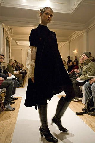 Gemma Kang Fall 2007 Ready-to-wear Collections - 001