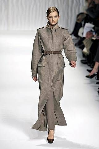 Max Mara Fall 2007 Ready-to-wear Collections - 001