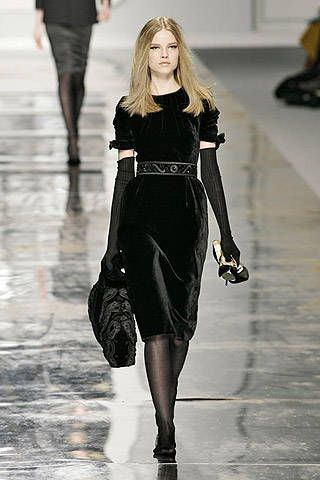 Blumarine Fall 2007 Ready-to-wear Collections - 001