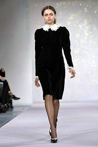 Luisa Beccaria Fall 2007 Ready-to-wear Collections - 001