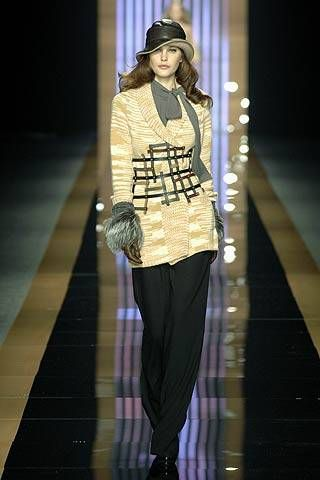 Missoni Fall 2007 Ready-to-wear Collections - 001