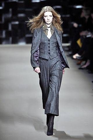 Sportmax Fall 2007 Ready-to-wear Collections - 001