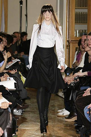A.F. Vandevorst Fall 2007 Ready-to-wear Collections - 001