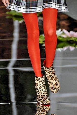 Blugirl Fall 2007 Ready-to-wear Detail - 001