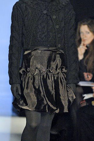 Burberry Prorsum Fall 2007 Ready&#45&#x3B;to&#45&#x3B;wear Detail &#45&#x3B; 001