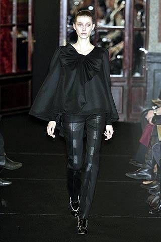 Gaspard Yurkievich Fall 2007 Ready&#45&#x3B;to&#45&#x3B;wear Collections &#45&#x3B; 001