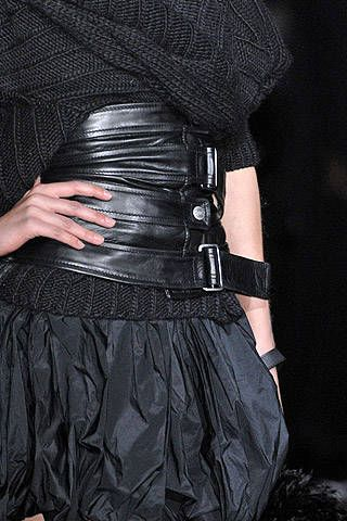 Just Cavalli Fall 2007 Ready-to-wear Detail - 001