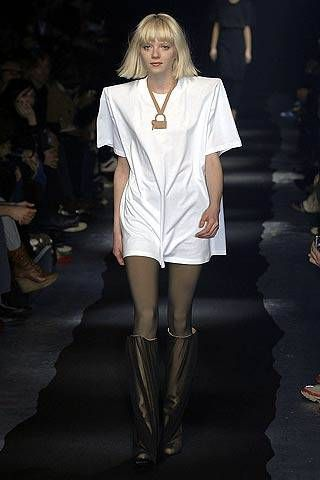 Maison Martin Margiela Fall 2007 Ready-to-wear Collections - 001