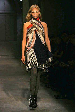 Balenciaga Fall 2007 Ready-to-wear Collections - 001