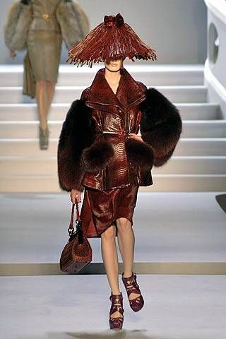 Christian Dior Fall 2007 Ready-to-wear Collections - 001