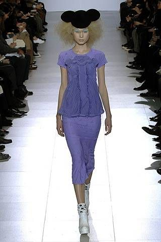 Comme des Garçons Fall 2007 Ready-to-wear Collections - 001