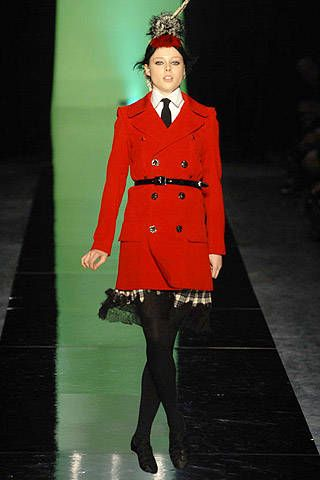 Jean Paul Gaultier Fall 2007 Ready-to-wear Collections - 001