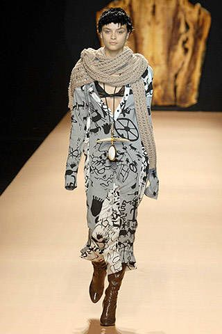 Vivienne Westwood Fall 2007 Ready-to-wear Collections - 001