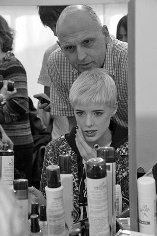 Etro Fall 2007 Ready-to-wear Backstage - 001