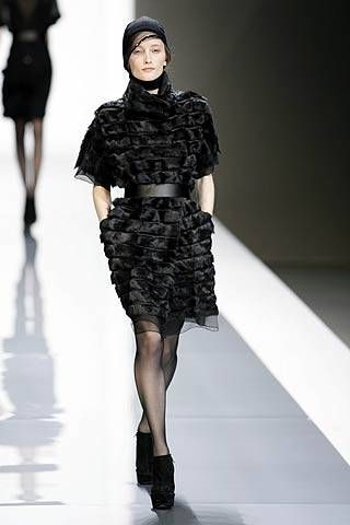 Akris Fall 2007 Ready-to-wear Collections - 001