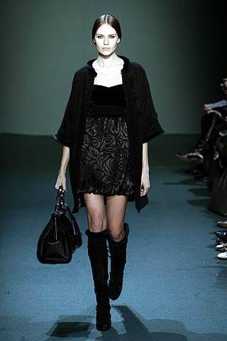 Andrew Gn Fall 2007 Ready-to-wear Collections - 001