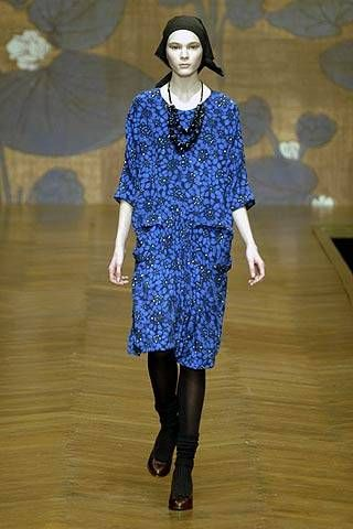 Cacharel Fall 2007 Ready-to-wear Collections - 001