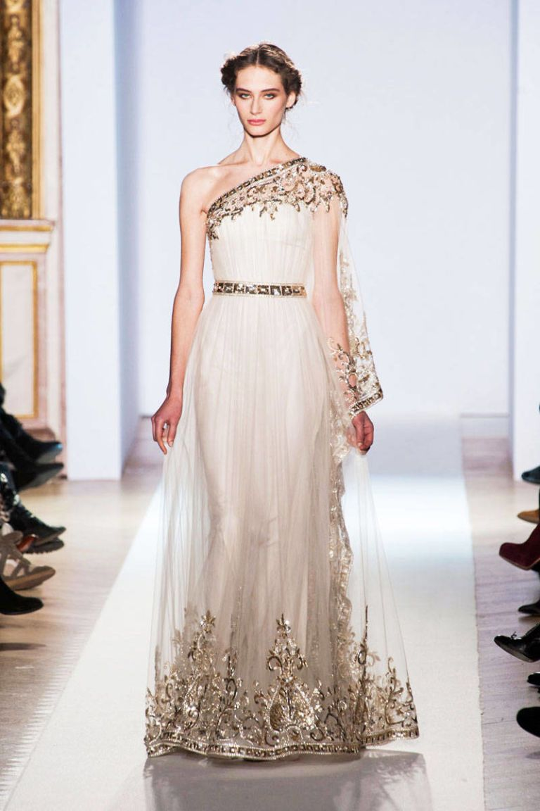 70ed9a4413 Zuhair Murad Spring 2013 Couture Runway - Zuhair Murad Haute Couture  Collection