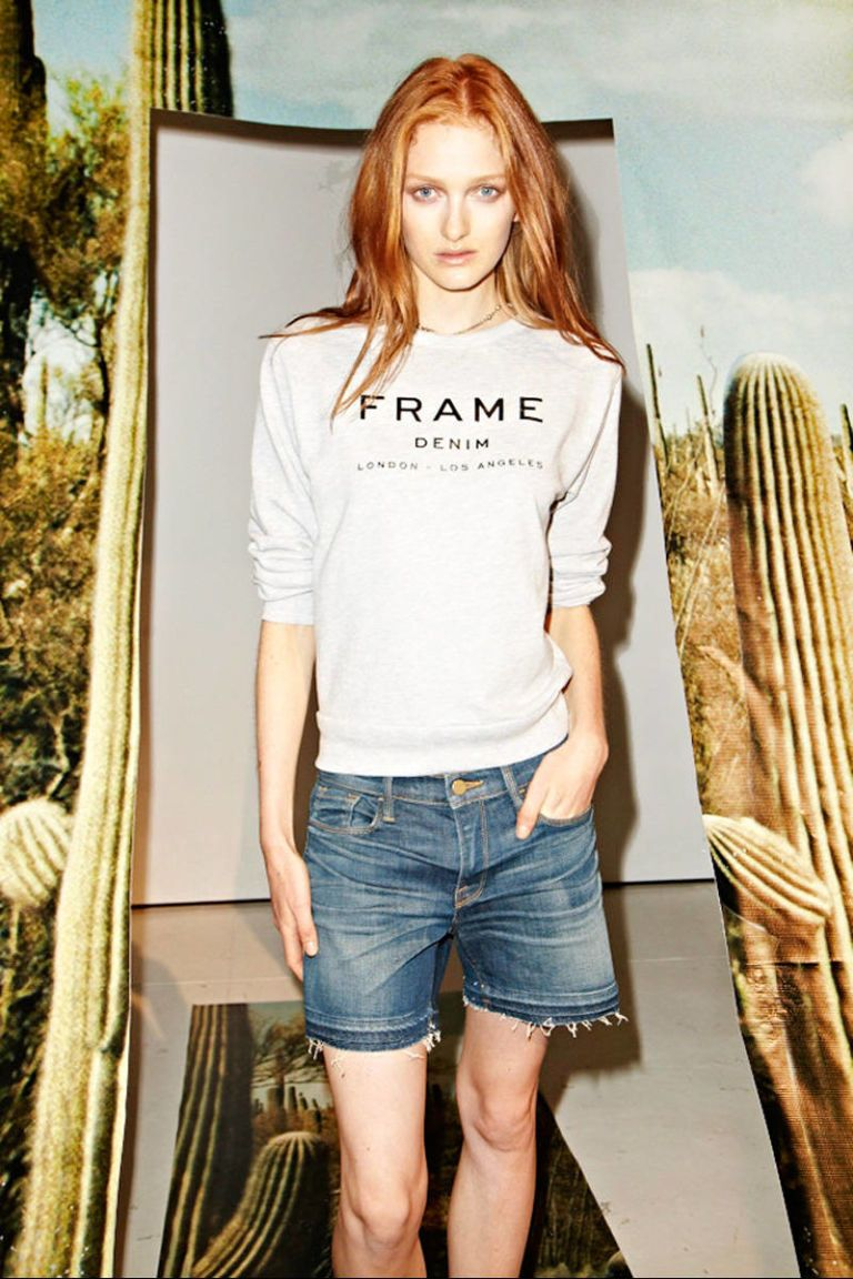 frame denim spring 2014 ready-to-wear photos