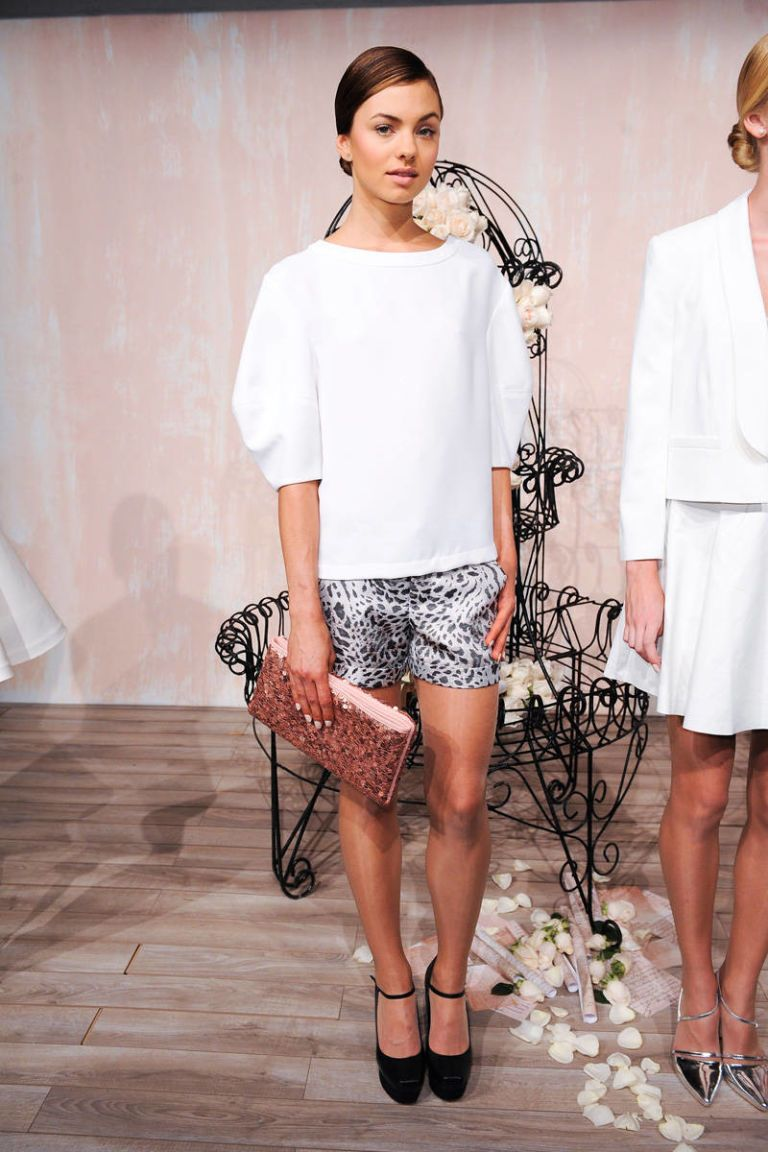 alice and olivia spring 2014 ready-to-wear photos