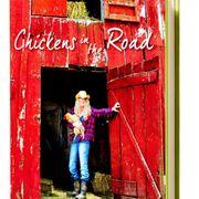 Red, Jeans, Denim, Magenta, Advertising, Rectangle, Illustration, Poster, Visual arts, Boot,