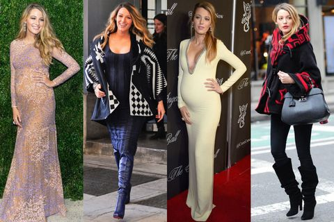 92408332f4 Blake Lively Pregnancy Style - Copy Blake Lively s Maternity Fashion