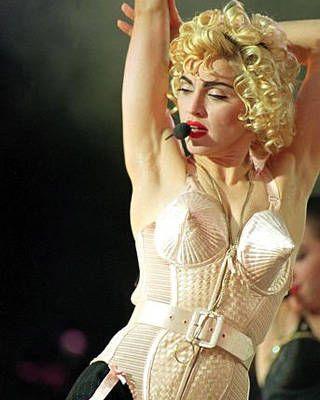 Madonna Blond Ambition Tour 1990