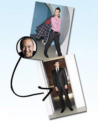 Joe Zee styling for Ugly Betty
