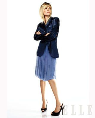 Reese Witherspoon ELLE Covershoot